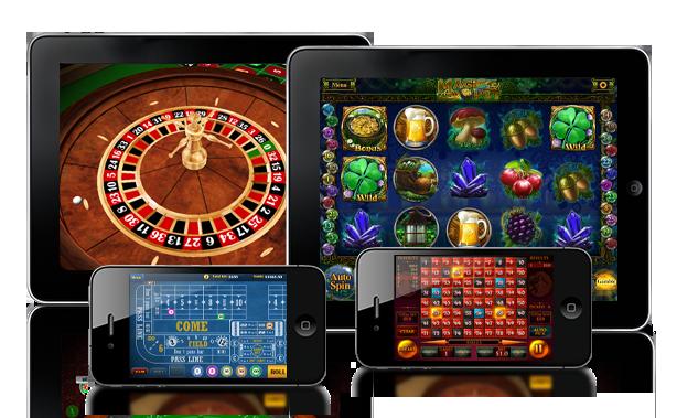 iPad Online Kasinot