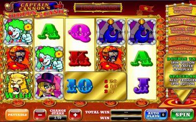 Kierry Circus Slotit Review and Play Casinopeliä Täällä